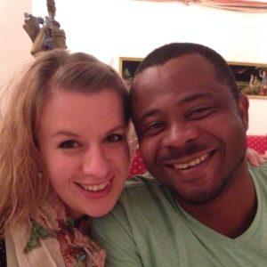 Johanna Steiner, Emmanuel Onyeka