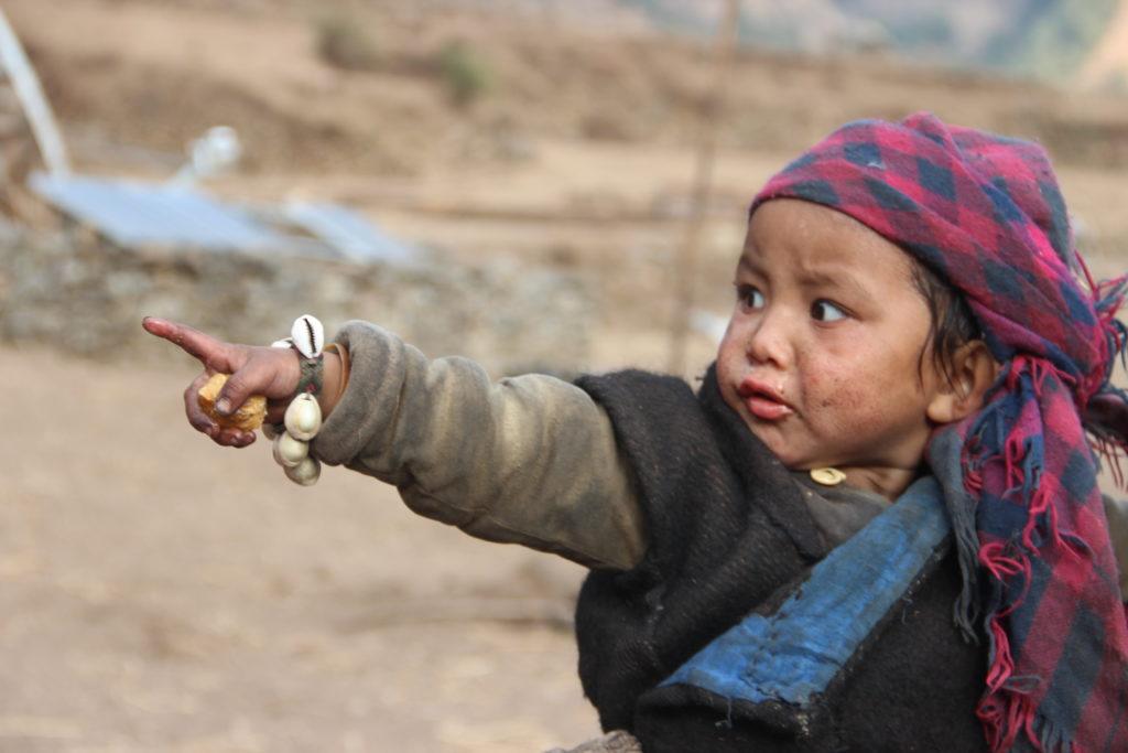 Nepal Hilfe ihma