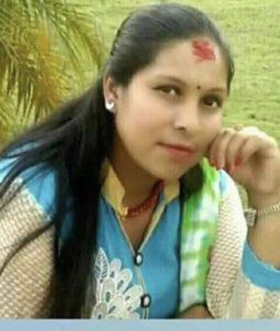 Sumans verstorbene Mutter Ramila